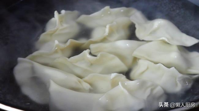 鱼肉馅饺子(原来鲅鱼饺子这么好吃)