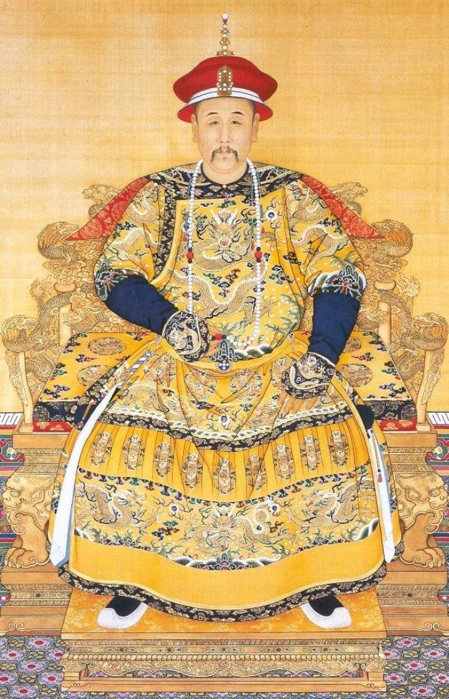 清朝皇帝列表(简说清朝12位皇帝)