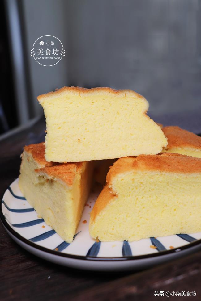 电饭锅蒸蛋糕(30秒学会电饭锅蒸蛋糕)