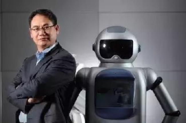 机器人龙头股票(国产机器人龙头企业)