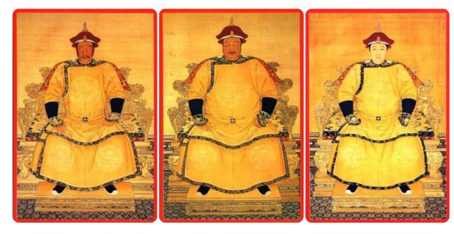 清朝皇帝列表排名表(后期的皇帝寿命都很短)