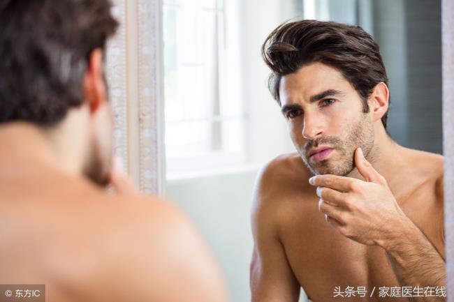 男人毛孔粗大(男性毛孔粗大的原因)