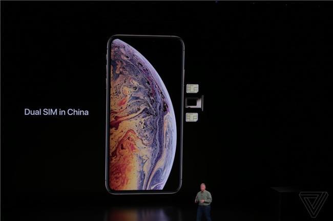 苹果双卡双待手机型号(XS/MAX/XR双卡双待来了)