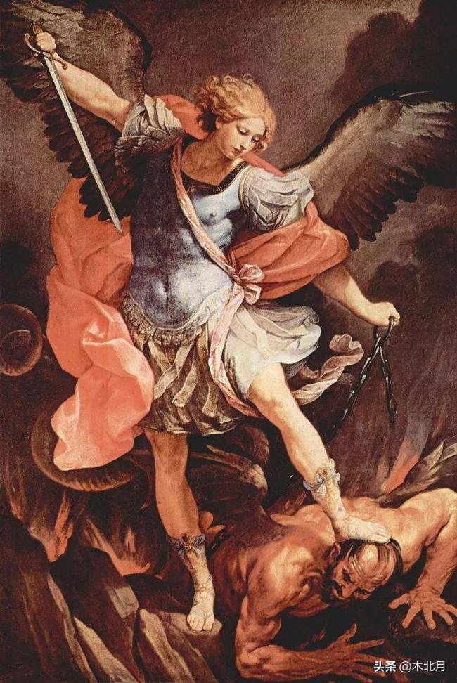 七大天使和七大恶魔(上帝身边的最强大的七大天使)